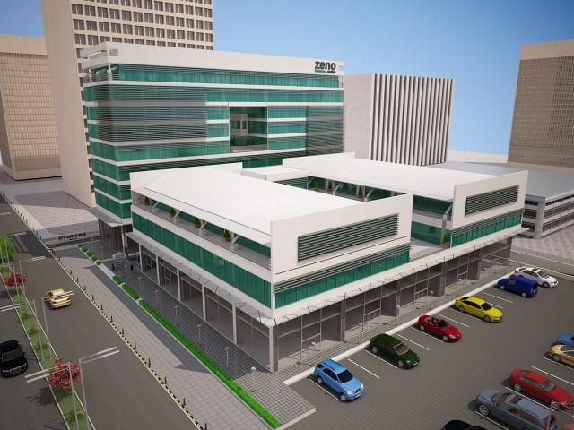 Zeno Centre